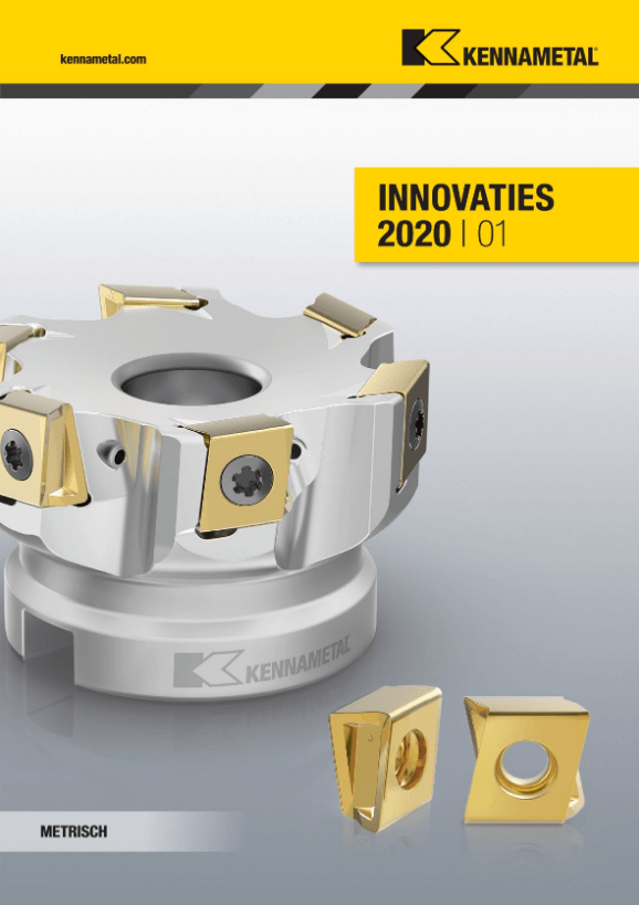 Kennametal Innovaties 2020 | 01